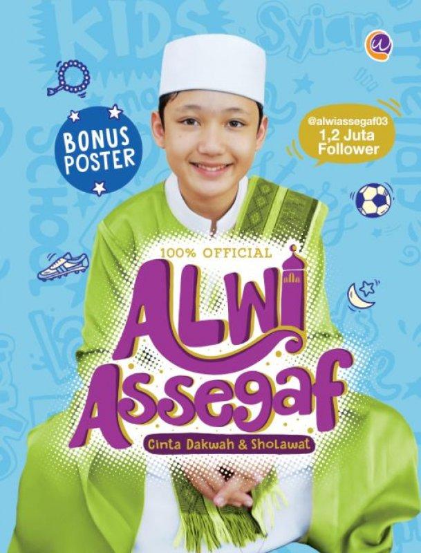 Cover Buku Alwi Assegaf