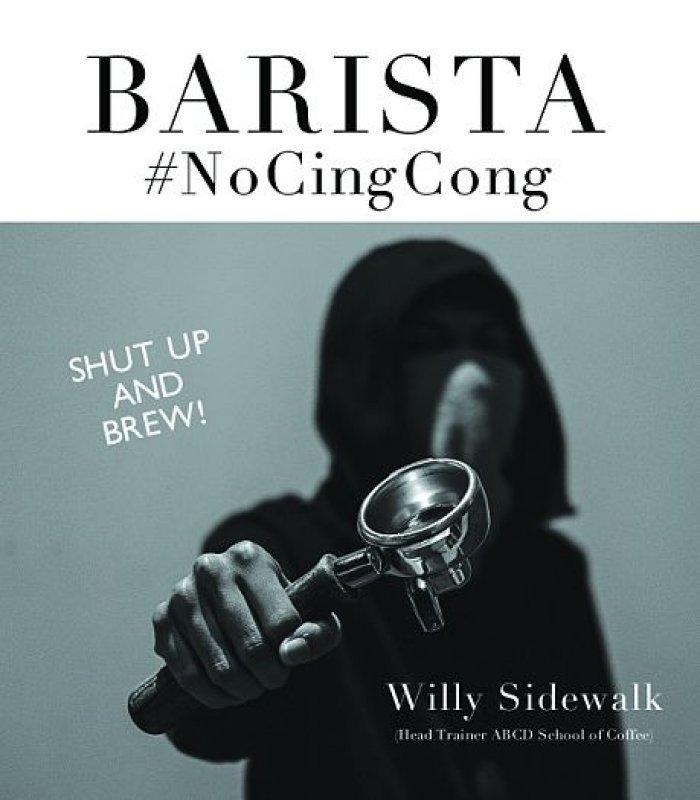 Cover Buku Barista#NoCingCong