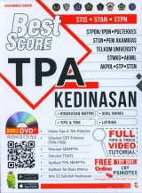 BEST SCORE TPA KEDINASAN
