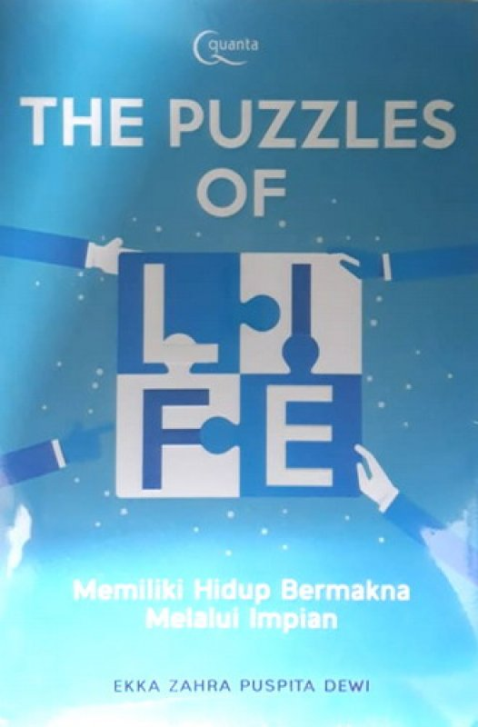 Cover Buku The Puzzles of Life