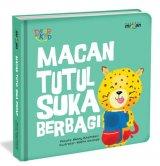 Macan Tutul Suka Berbagi (Boardbook)