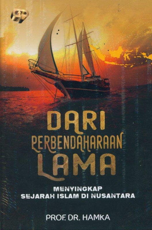 Cover Buku Dari Perbendaharaan Lama Menyingkap Sejarah Islam di Nusantara