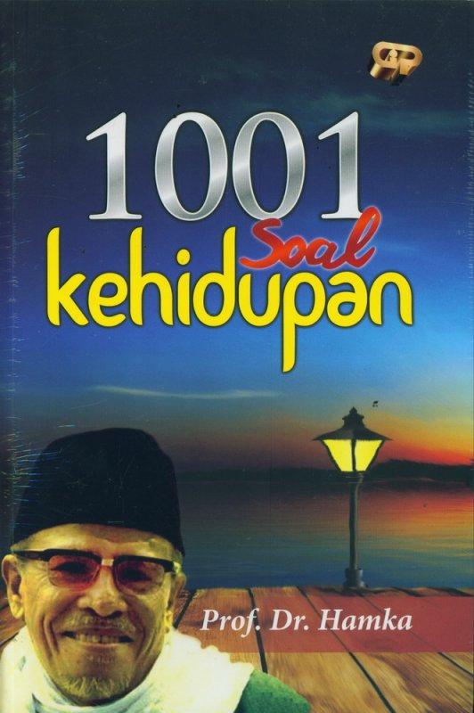Cover Buku 1001 Soal Kehidupan