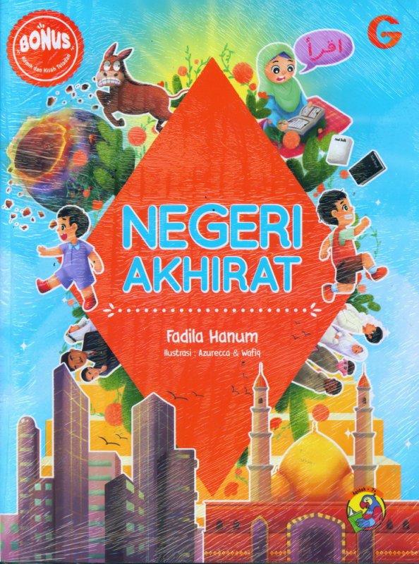 Cover Buku Negeri Akhirat