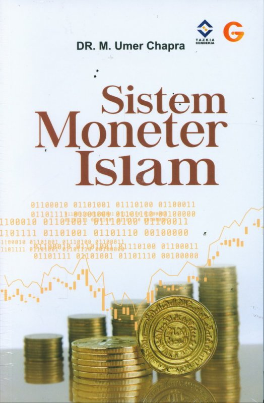 Cover Buku Sistem Moneter Islam