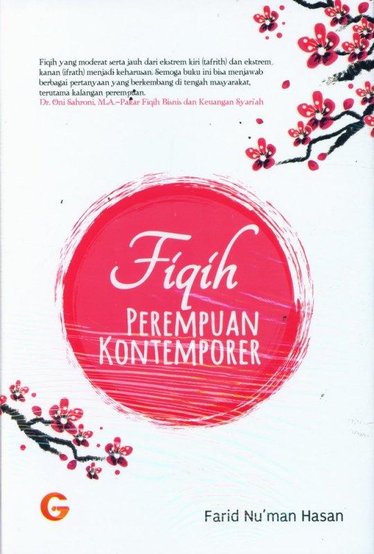 Cover Buku Fiqih Perempuan Kontemporer (Hard Cover)