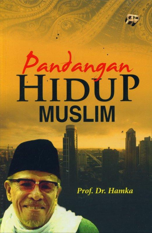 Cover Buku Pandangan Hidup Muslim