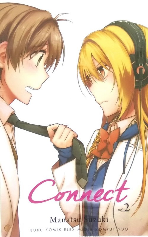 Cover Buku Connect 2