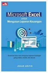 Detail Buku Microsoft Excel untuk Menyusun Laporan Keuangan