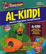 AL-KINDI - Musisi Pencipta Terapi Musik (Bilingual Indonesia-Inggris)