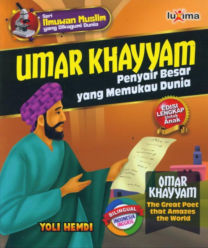 Cover Buku UMAR KHAYYAM - Penyair Besar yang Memukau Dunia