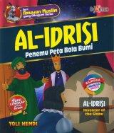 Detail Buku AL-IDRISI - Penemu Peta Bola Bumi (Bilingual Indonesia-Inggris)