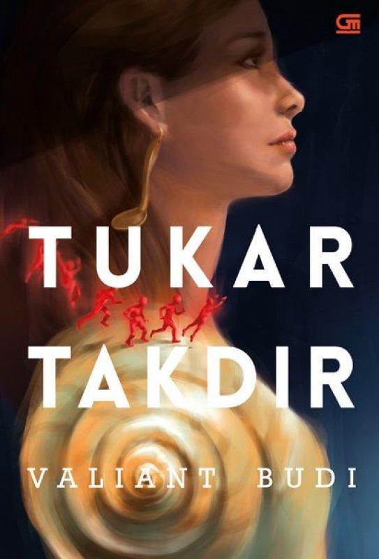 Cover Buku Tukar Takdir