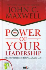 The Power of Your Leadership (Hard Cover)
