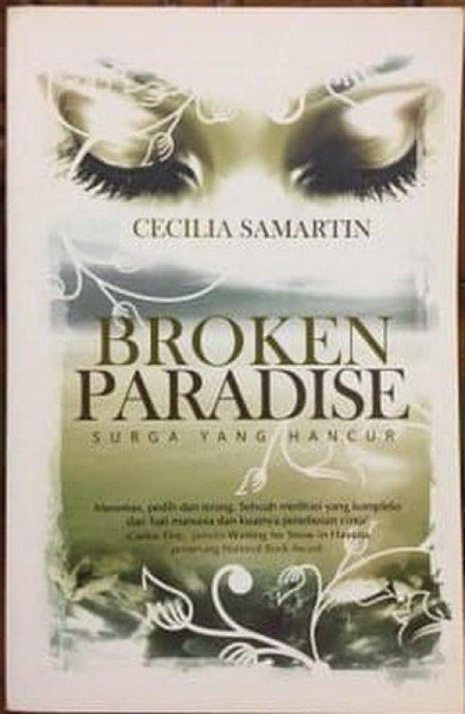 Cover Buku Broken Paradise : Surga Yang Hancur