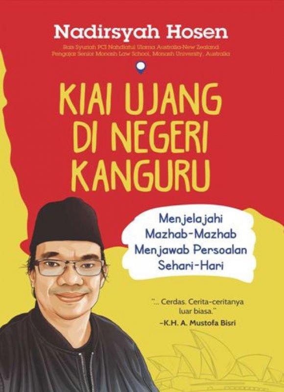 Cover Buku Kiai Ujang di Negeri Kanguru