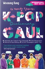 K-POP Dictionary Gaul [Bonus:Poster,Paper Doll, Photocard, stiker]