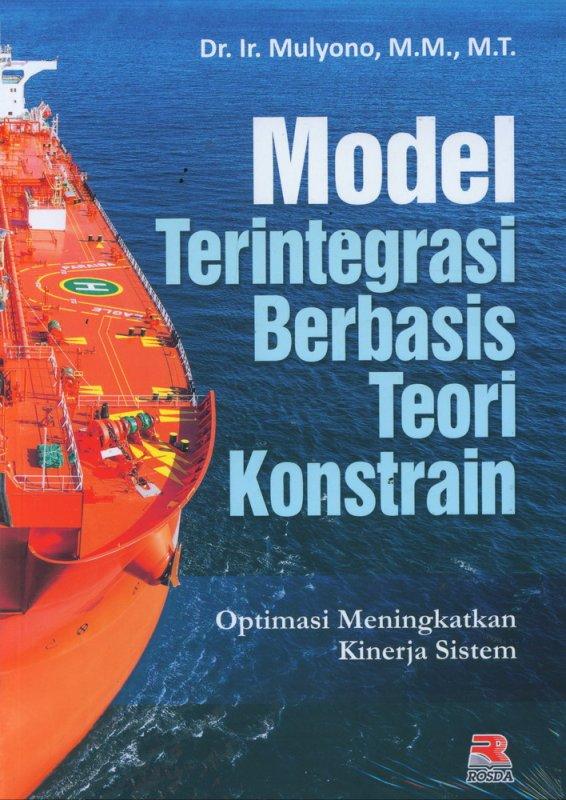 Cover Buku Model Terintegrasi Berbasis Teori Konstrain
