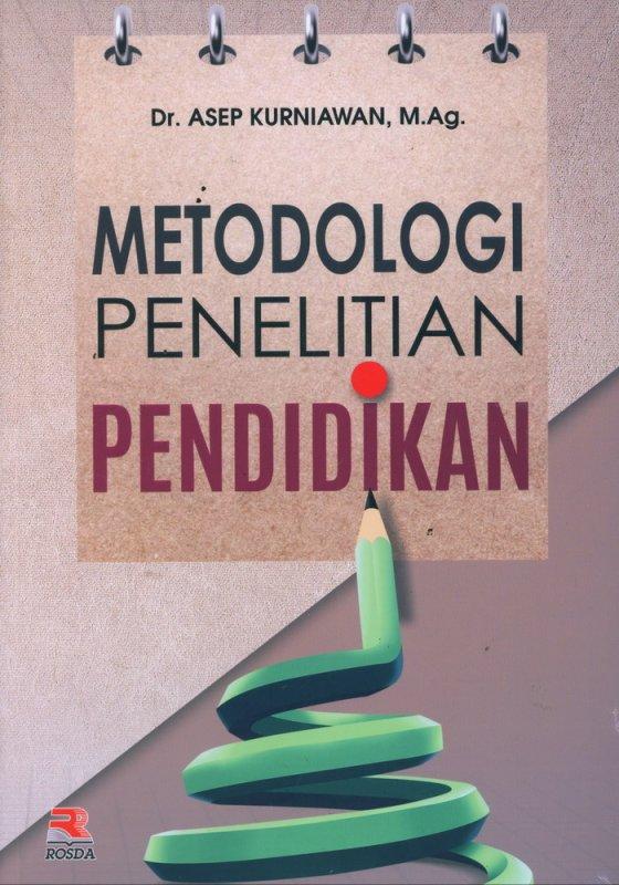 Cover Buku Metodologi Penelitian Pendidikan