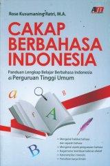 Cakap Berbahasa Indonesia