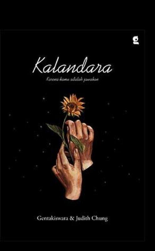 Cover Buku Kalandara