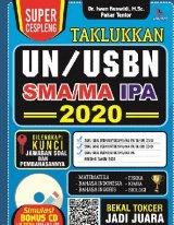 SUPER CESPLENG TAKLUKKAN UN/USBN SMA/MA IPA 2020 (BONUS CD)