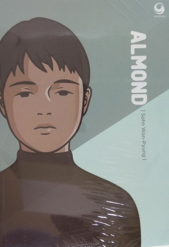Cover Buku Almond