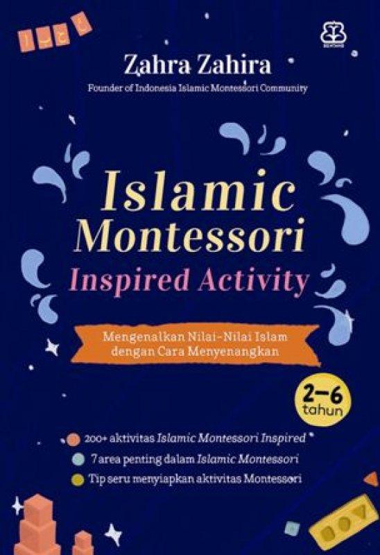 Cover Buku Islamic Montessori Inspired Activity