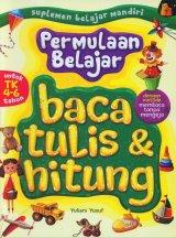 Permulaan Belajar Baca-Tulis & Hitung untuk TK 4-6 Tahun