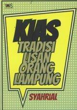 KIAS Tradisi Lisan Orang Lampung