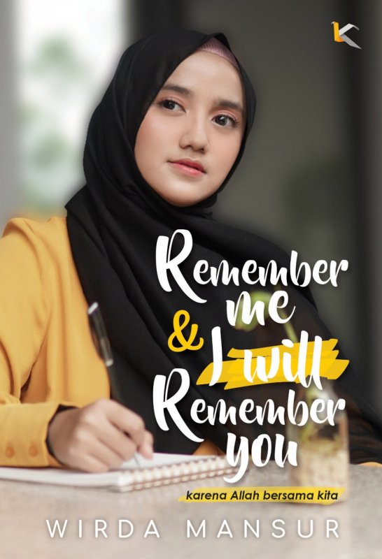 Cover Buku Remember Me & I Will Remember You