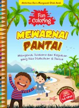Fun Coloring Mewarnai Pantai (Promo Best Book)