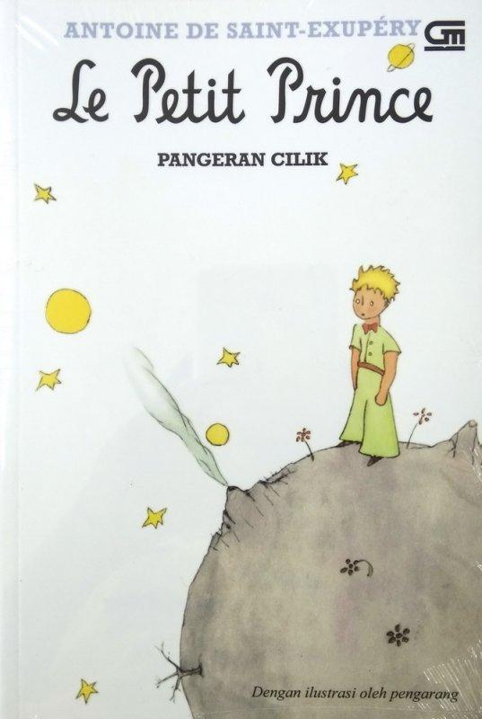 Cover Buku Le Petit Prince - Pangeran Cilik