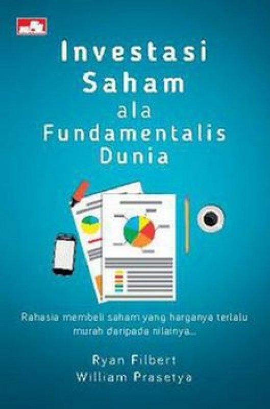 Cover Buku Investasi Saham ala Fundamentalis Dunia