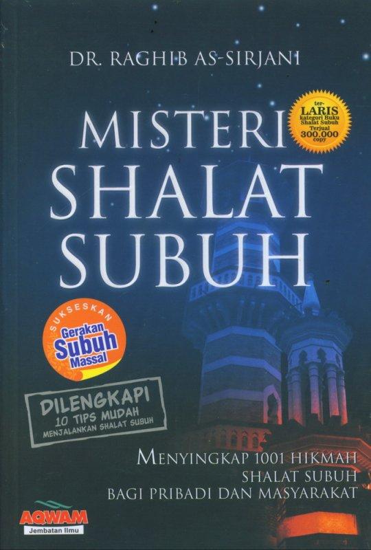Cover Buku Misteri Shalat Subuh (Edisi Revisi)