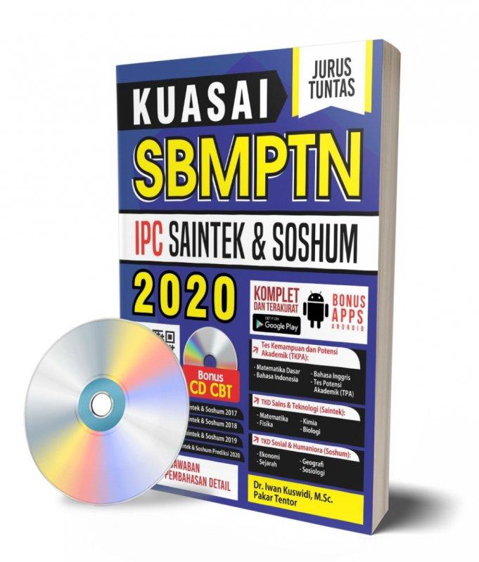 Cover Buku Jurus Tuntas Kuasai SBMPTN IPC Saintek & Soshum 2020