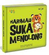 Seri Dear Kind: Harimau Suka Menolong (Boardbook)