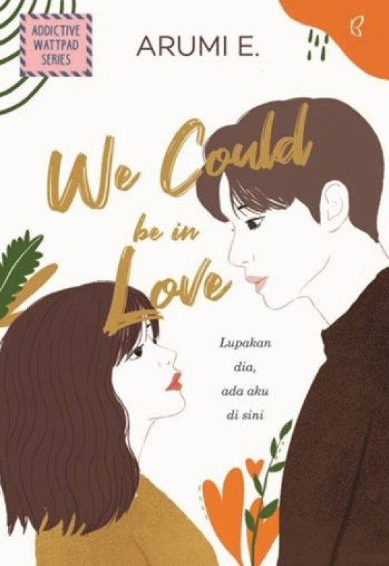 Cover Buku We Could be in Love