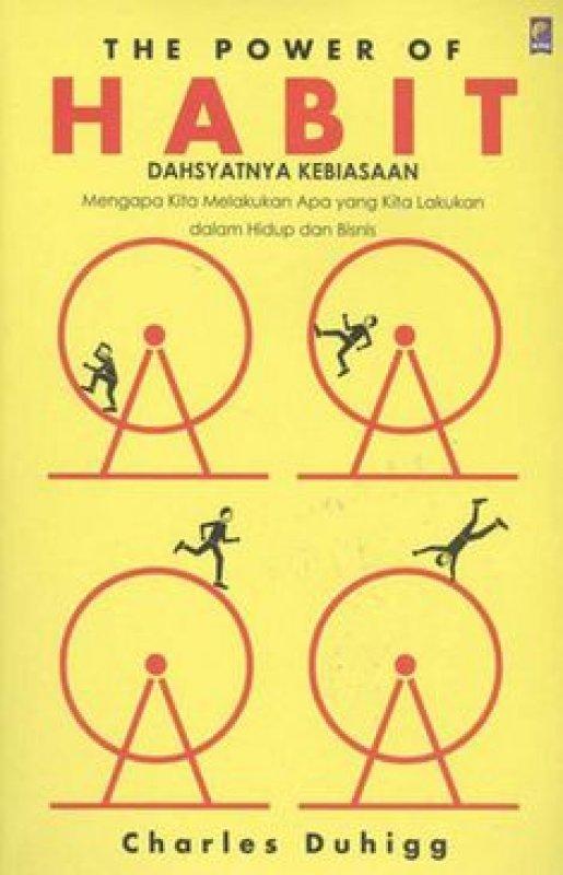 Cover Buku The Power of Habit