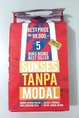 BOXSET 5 BUKU BISNIS BEST SELLER SUKSES TANPA MODAL