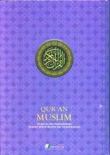 QURAN MUSLIM B5 (HARD COVER)