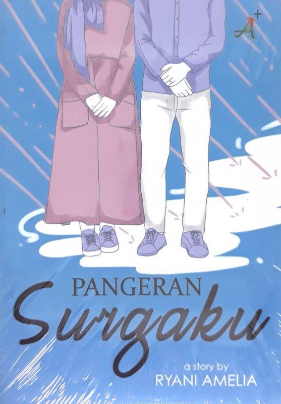 Cover Buku Pangeran Surgaku