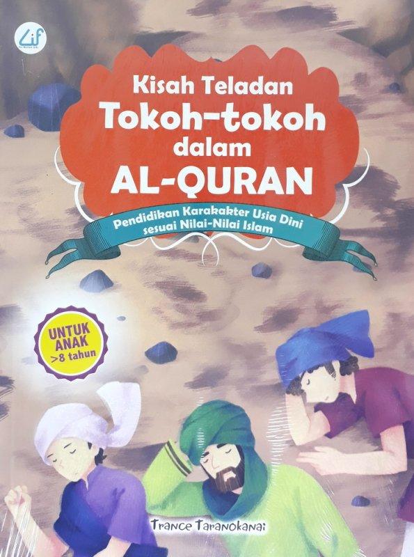 Cover Buku Kisah Teladan Tokoh-tokoh dalam Al-Quran