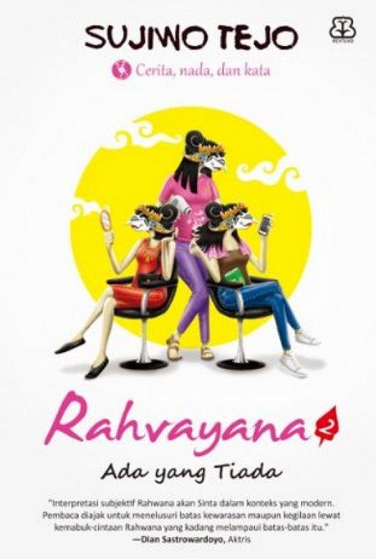 Cover Buku Rahvayana #2: Ada Yang Tiada - New