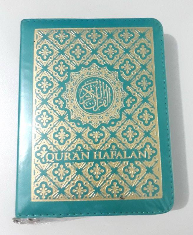 Cover Buku QURAN HAFALAN SAKU RESLETING KECIL (TSUMUN) SAHIRA