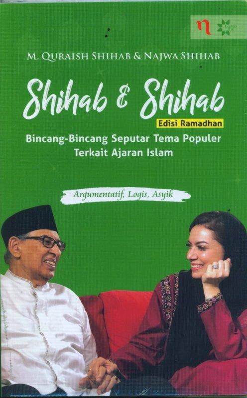 Cover Buku Shihab dan Shihab Edisi Ramadhan