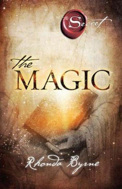 Cover Buku The  Secret  the Magic (2018)