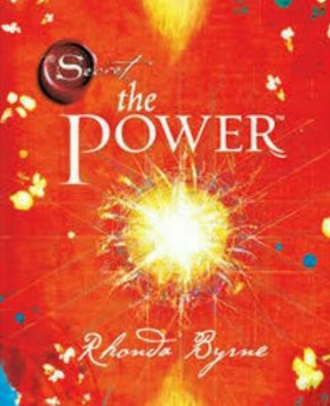 Cover Buku Secret The Power