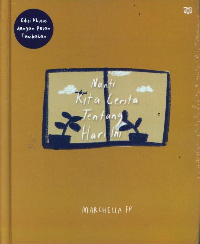 Cover Buku Nanti Kita Cerita Tentang Hari Ini (Edisi khusus)