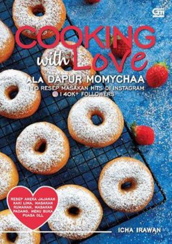 Cover Buku Cooking With Love Ala Dapur Momychaa